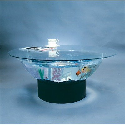 Aquarium Coffee Table Amazoncouk Kitchen Home