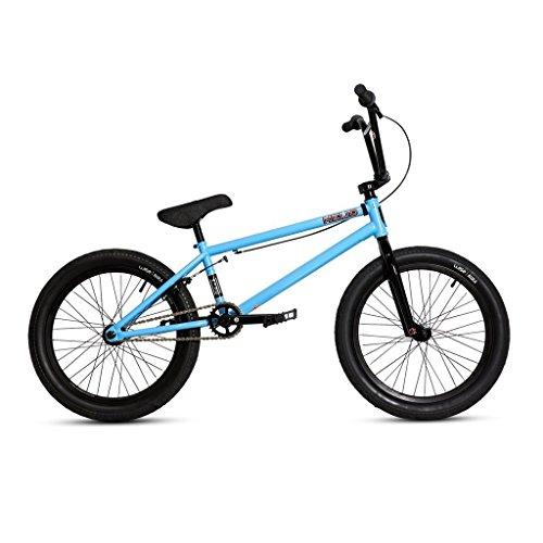 "DK Bikes DK Helio 20"" Complete BMX Bike Carolina Blue"