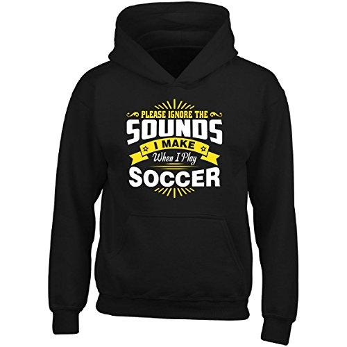 I Play Soccer Sweatshirt - 8