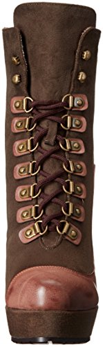 Bootie Brown Army Bright Idea Women's Luichiny Ankle nx7FSRIqY