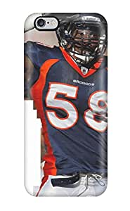 6 Plus Scratch-proof Protection Case Cover For Iphone/ Hot Von Miller Phone Case