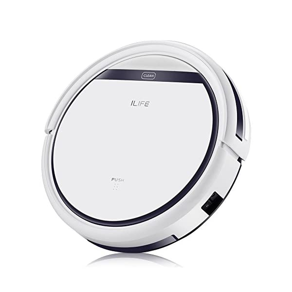 ILIFE V3s Pro Robot Vacuum Cleaner, Tangle-free Suction , Slim, Automatic Self-Charging Robotic Vacuum Cleaner, Daily… 1