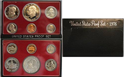 (1976 U.S. Proof Set in Original Government Packaging)
