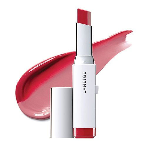 Laneige Two-Tone Lip Bar 2g #2 Red (2g Bar)