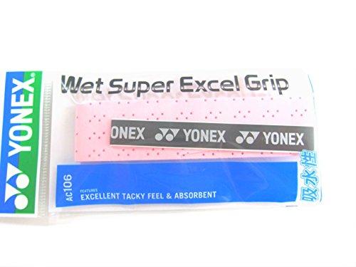 Yonex Wet Super Excel Grip AC106 Pink