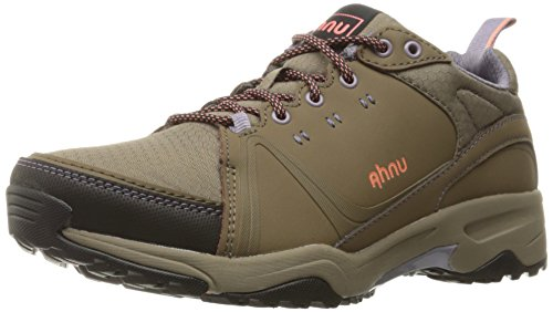 Image of Ahnu Women's Alamere Low Hiking Shoe, Muir Woods, 10 M US
