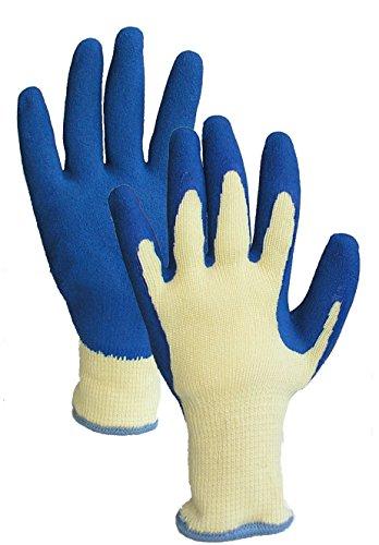 Tool Grips Garden Gloves, Blue, Large
