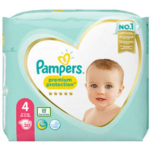 Pampers Premium Protection Panales Talla 3 35 Panales 6 Kg 10 Kg 833 G