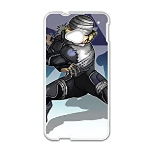 HTC One M7 Cell Phone Case White Super Smash Bros Sheik I2H9KA