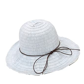 Aabigale beautiful Summer Oversized Sun Brim Hat for Women Cotton Weaver  Solar Female Caps 2018 New a8ff7812e2f