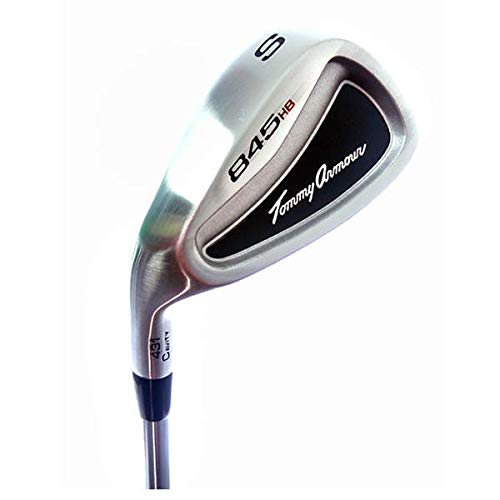Tommy Armour 845HB Iron Set 4H 5-PW Stock Graphite Shaft Graphite Stiff Right Handed 38.25in ()