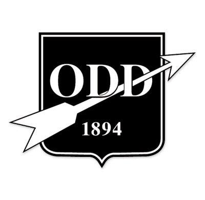 fan products of Odd BK - Norway Football Soccer Futbol - Car Sticker - 6
