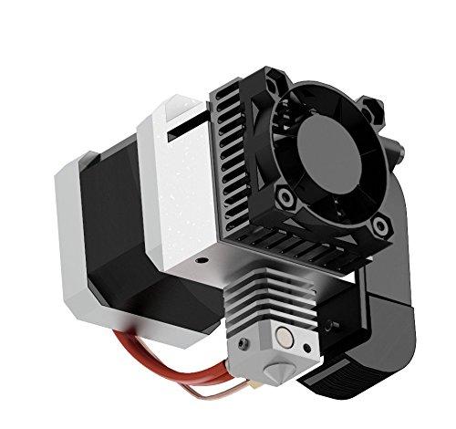 BQ HeatCore Unibody Extruder - Accesorio para impresora 3D, 1.75 mm, filament 0.4 mm