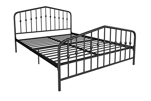 Black Metal Bed Black Metal Bed Frame 8 Premier Annika: Queen Bed Reviews And Coupons