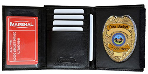 Wallet & Police Badge Holder