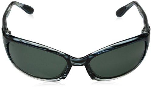 Costa Del Mar Harpoon Polarized Sunglasses Gray 580 Plastic Lens