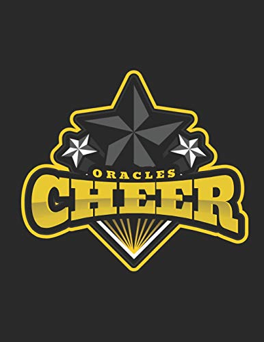 Oracles Cheer: Delphi Indiana Oracles Wide Ruled Notebook por Publishing LLC, Loera