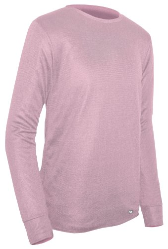 - Double Layer Kids Crew Pink Xl