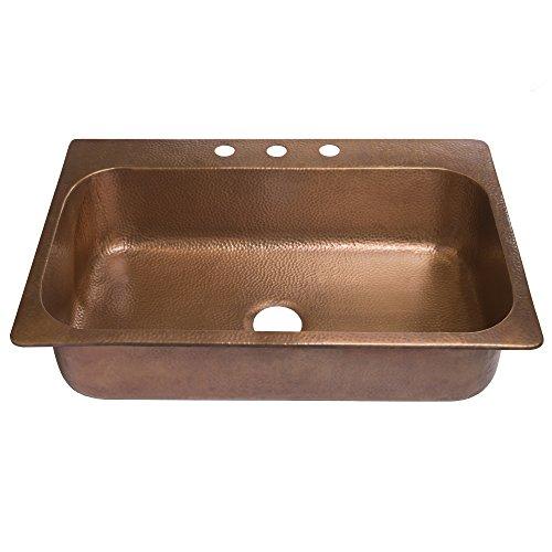 Copper Sink - 1