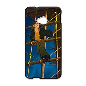 Treasure Planet HTC One M7 Cell Phone Case Black dwao