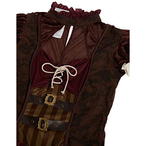 Adult Steampunk Girl Sexy Costume