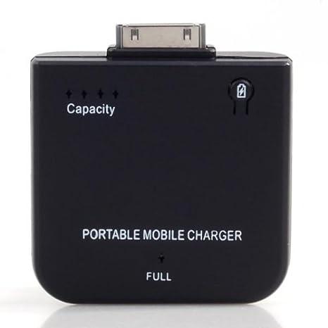 Cargador externo de batería portátil para el iPhone 4 de ...