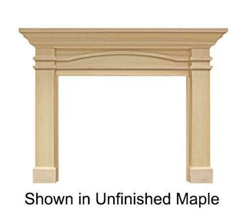 (Outdoor Lifestyles AFPOMPC Portico Flush Mantel - Primed MDF)