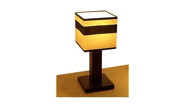 WeRo Diseño Lámpara de mesa lámpara de mesa de Vigo de 020: Amazon ...