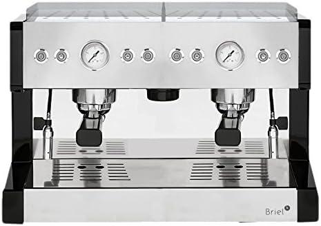 Briel DES229E IN - Cafetera automática, 3,5 l, 1260 W, 19 bar, color ...