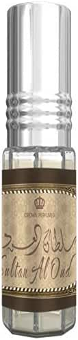 Sultan Al Oud - 6ml (.2 oz) Perfume Oil by Al-Rehab (Crown Perfumes)
