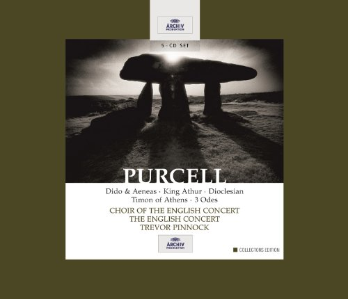 Purcell: Dido And Aeneas, Z.626 / Act 3 -