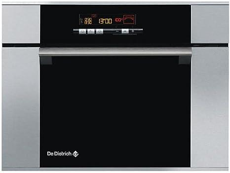 De Dietrich DOV745X - Horno (Horno eléctrico, 23 L, Plata, Digital,