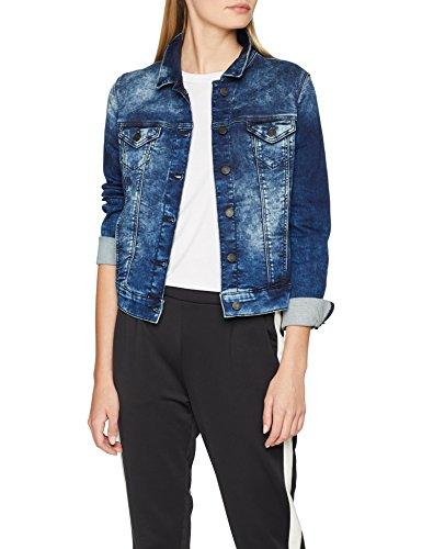 Sporty Charlize Used Mavi Vestes Dark 25496 Bleu Femme 1qpYA4w