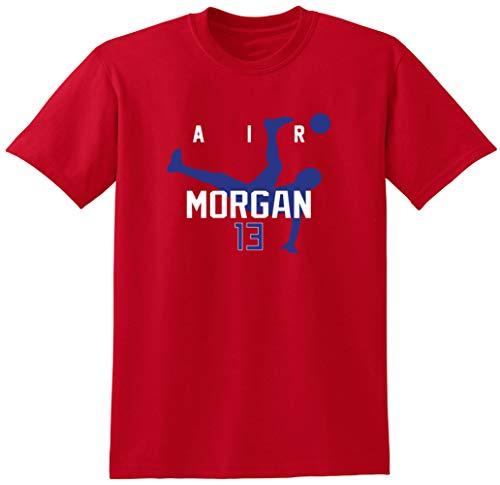 RED USA USWNT Air Morgan T-Shirt Youth