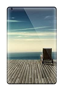 Barbauller Premium Protective Hard Case For Ipad Mini/mini 2- Nice Design - Relax