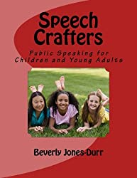 Speech Crafters: Public Speaking for Children and Young Adults