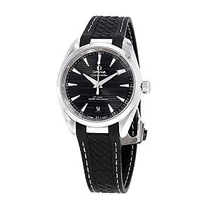 Omega Seamaster Aqua Terra 220.12.38.20.01.001 - Reloj automático para Hombre, Esfera Negra 1