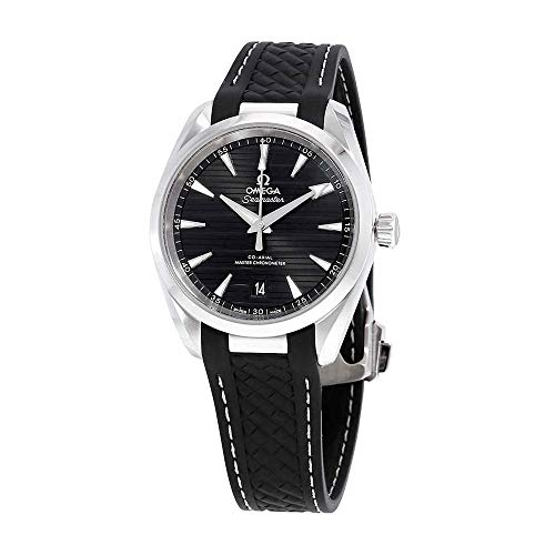 Omega Seamaster Aqua Terra Automatic Black Dial Men's Watch 220.12.38.20.01.001