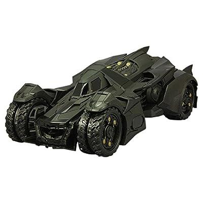 Hot Wheels Elite Batman Arkham Knight Batmobile Vehicle (1:18 Scale): Toys & Games