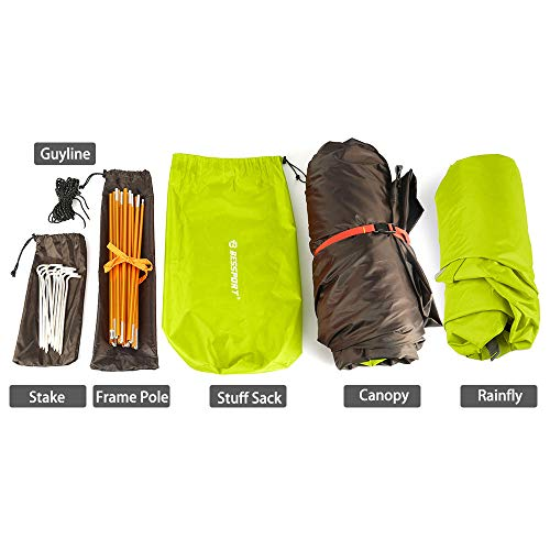 Bessport Camping 2-Person Backpacking Tent