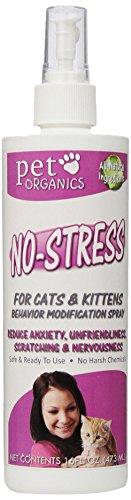 (Pet Organics No-Stress Spray for Cats)