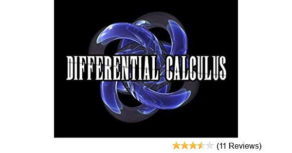 Amazon com: Watch Calculus I (Differential Calculus) | Prime