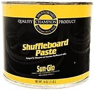 Sun Glo Shuffleboard Paste Polish Wax by Sun-Glo