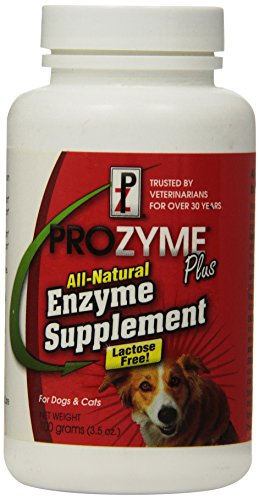 Lambert Kay Prozyme Plus All-Natural Enzyme Supplement for Dogs and Cats, 100gm