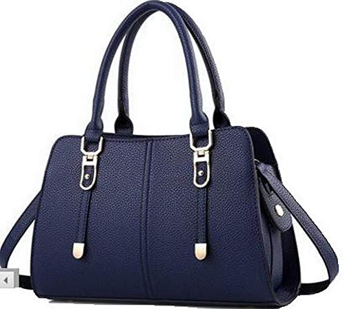 tracolla a Blu Scuro Rosered Tote Style Shopping AgooLar Borse Festa Dacron Donna GMMBA181725 qcxT7n08wP