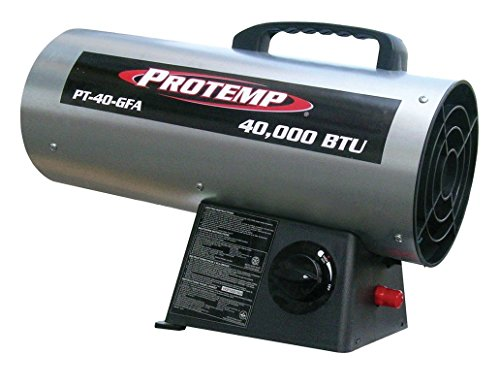 1000 square foot propane heater - 3