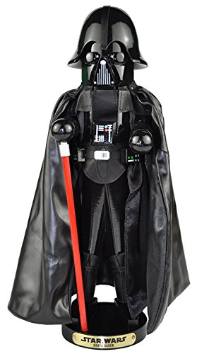 Kurt Adler Steinbach Darth Vader Nutcracker, 18.5-Inch by Kurt Adler