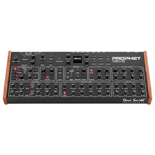 Dave Smith Instruments Prophet Rev2 Desktop Polyphonic Analog Synthesizer (8-Voice Polyphony)