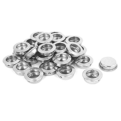 eDealMax cajón de 35 mm de diámetro de acero inoxidable 304 ...