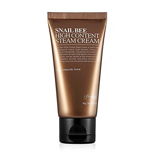 Benton Snail Bee High content Steam Cream (50g) Korean cosmetic Korean beauty